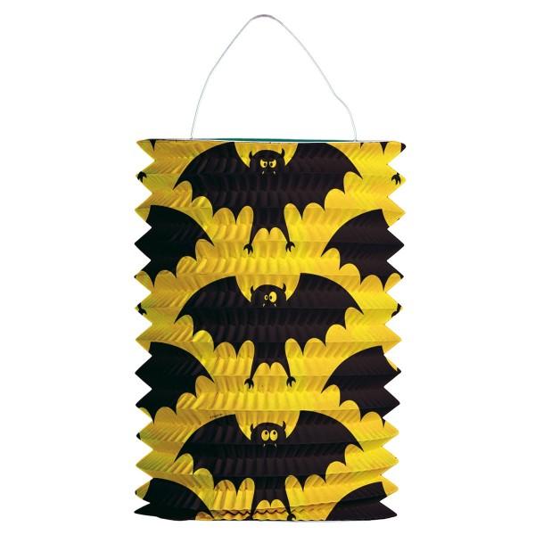 Lámpara de papel murciélago 16cm