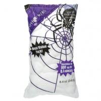 Spinnenweben Halloween Deko Großpackung 240g