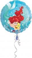Folienballon Arielle & Fabius unter dem Meer