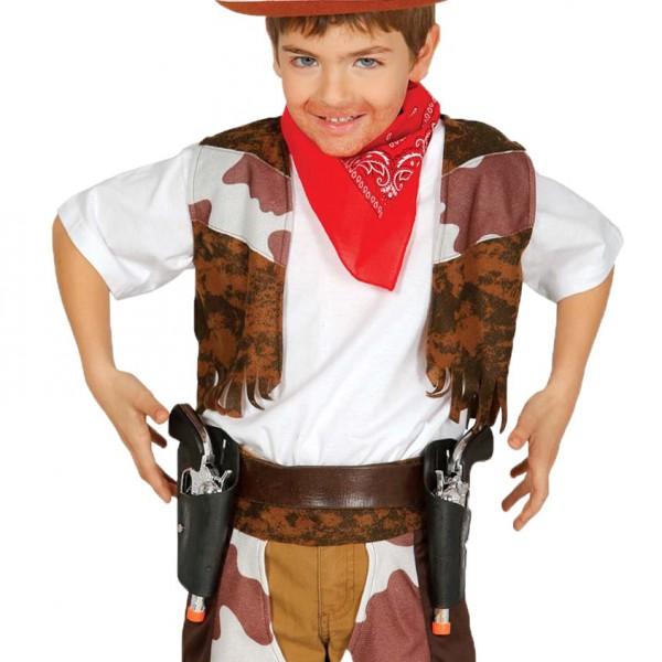 Kabura dziecięca z pistoletami