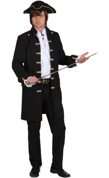 Manteau de pirate noble Richard