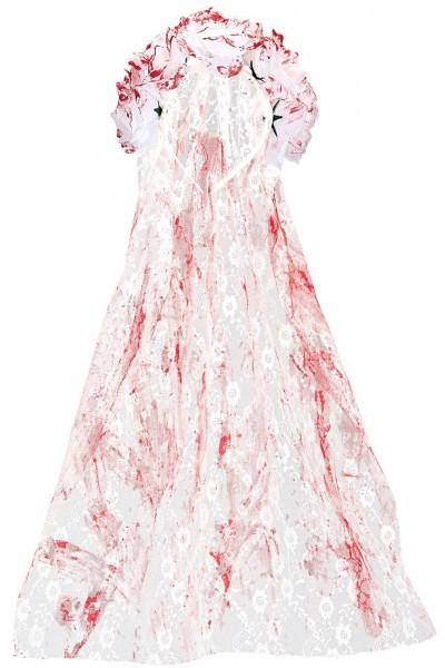 Zombie Braut Schleier