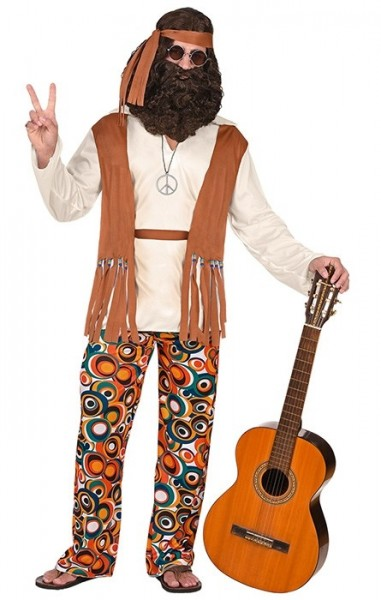 Déguisement Hippie Floyd homme