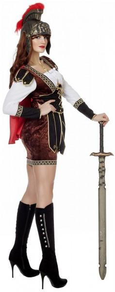 Römische Gladiatorin Rocky Damenkostüm