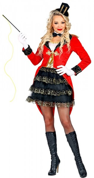 Ringmaster Dana ladies costume