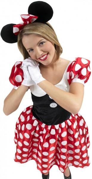 Minnie Mouse Damenkostüm