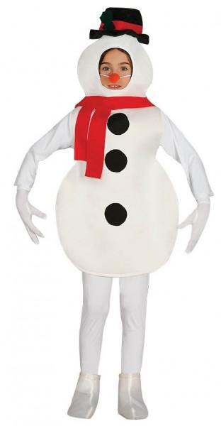 Little Snowman Kostüm Für Kinder