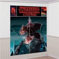 Stranger Things Wandkulisse 1,49 x 1,65m