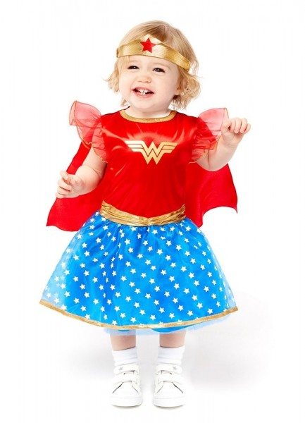 Baby Wonder Woman Kinderkostüm