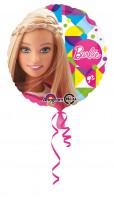 Barbie Fashionista Folienballon 43cm