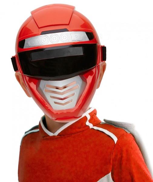 Future Robot Maske Rot