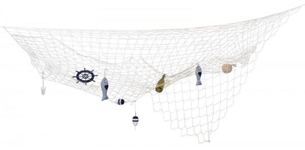 Seemanns Fischernetz 300 x 300cm