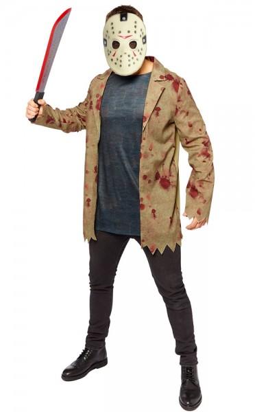 Jason Voorhees Kostüm für Herren