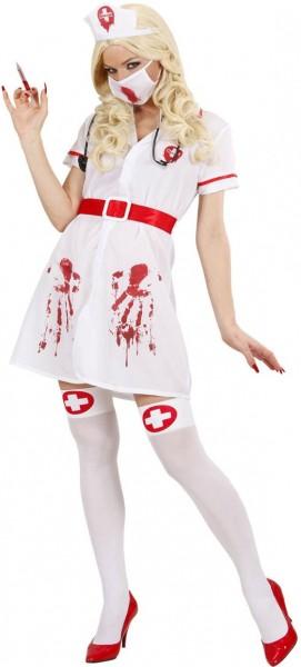 Bloody Krankenschwester Kostüm