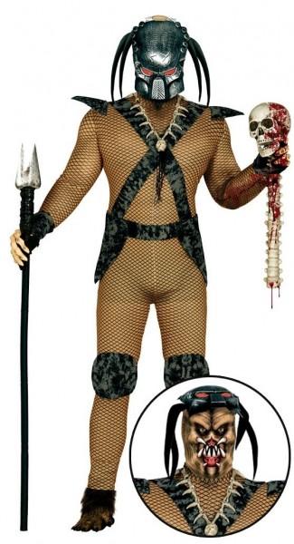 Gruseliges Monster Warrior Kostüm Für Herren