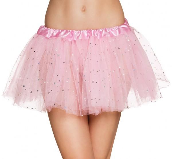 Magical asterisk tutu pink for women