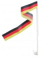 Deutschland XXL Autofahne 16x60cm