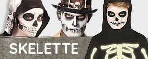 Skelett Kostüme & Zubehör