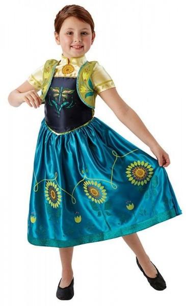 Little Frozen Fever Anna kinderkostuum