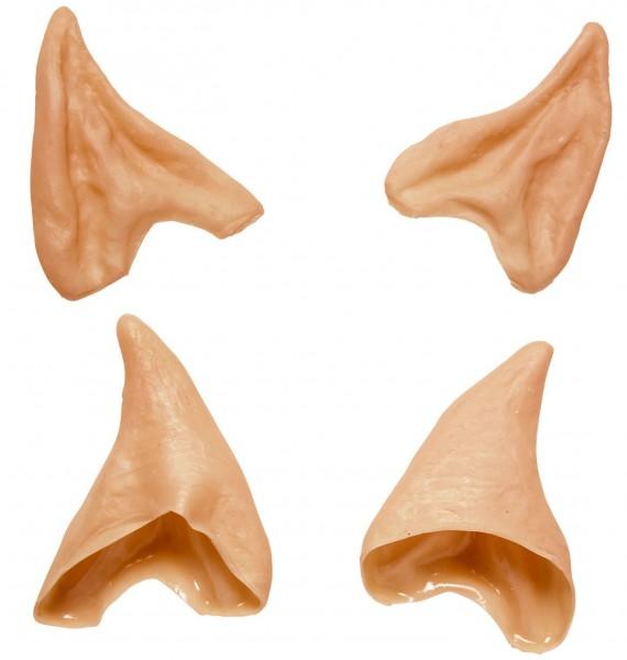 Orejas de elfo unisex