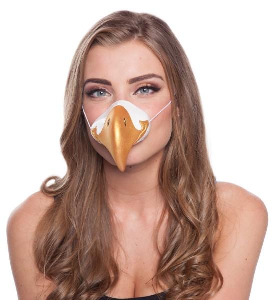 Becco aquila naso animale