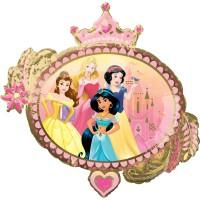 Disney Princess Märchenland Ballon 86 x 81cm
