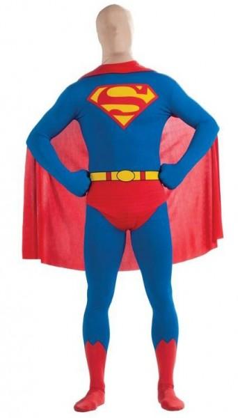 Super Man Herren Kostüm