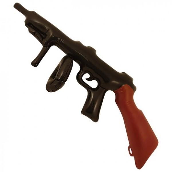 Opblaasbaar machinegeweer 80cm