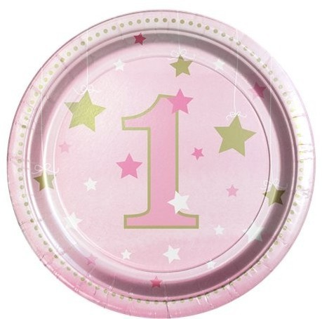 8 Twinkle First Baby Girl 18cm