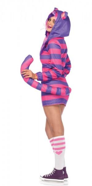 Lady Grinsekatze Premium Kostüm