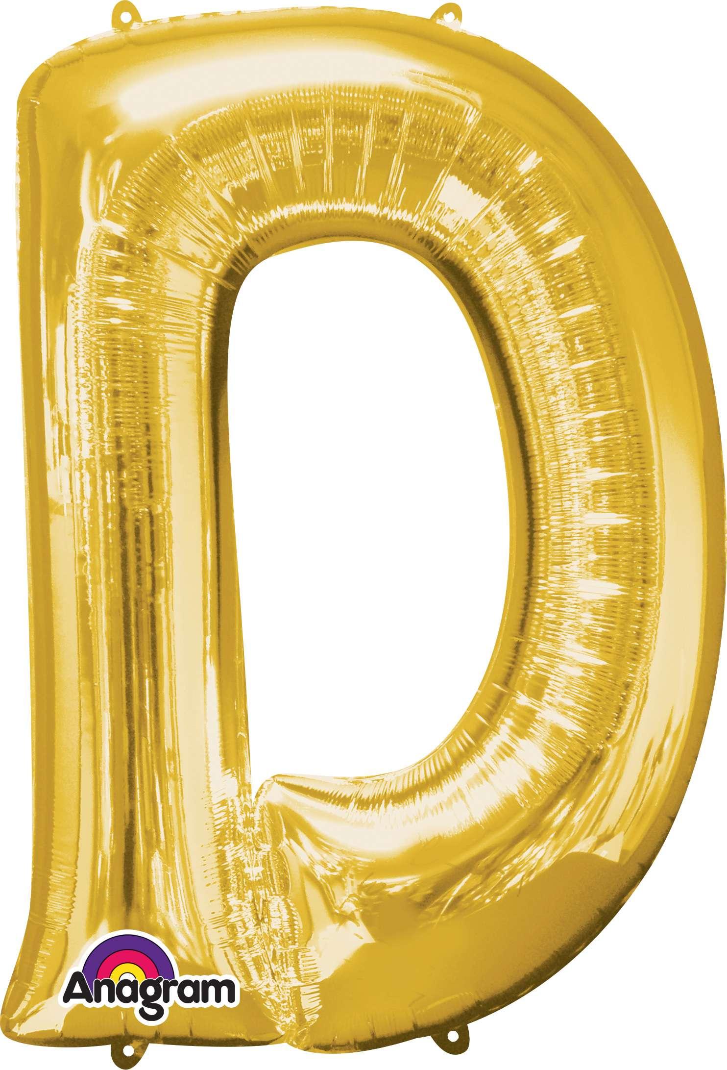 """Folienballon XXL letra /""""R/"""" plata 85cm globos globos boda"""