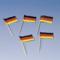200 Deutschland Party Spieße