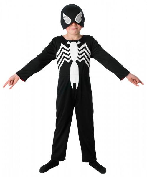 2 in 1 Spiderman Kostüm für Kinder