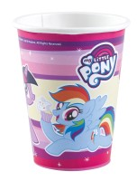 8 Becher My Little Pony 250ml