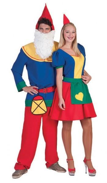 Gerdi Garden Gnome Ladies Costume