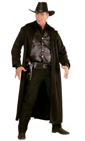 Kowbojski pistolet szeryfa z efektem dźwiękowym
