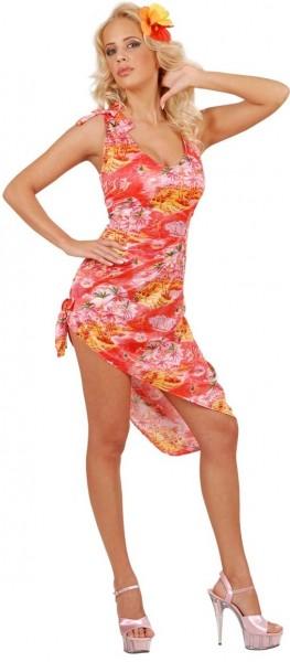 Aufregendes Hawaii Kleid
