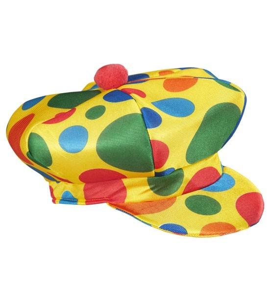 Große Bunte Clowns Cap