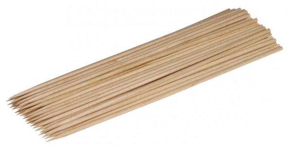 50 Holz Schaschlikspieße 20cm