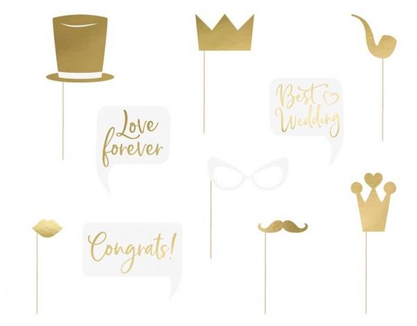 8 Wedding Congrats Fotorequisisten