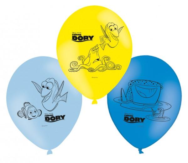 6 Findet Dorie Luftballon 23 cm