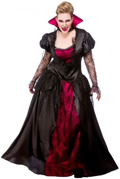 Déguisement vampire de la mariée de Dracula femme