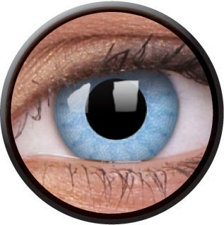 Stahlblaue Eisfee Kontaktlinsen
