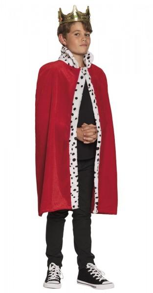 King Robert the V children's cloak 80cm