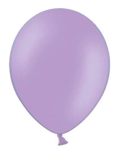 10 globos estrella de fiesta violeta 27cm