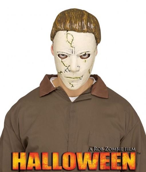 Michael Myers Narben Latex Maske