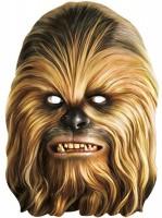 Star Wars Chewbacca Maske