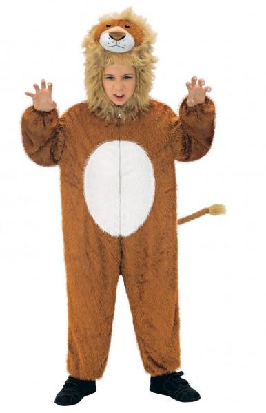 Leo Löwe Kinderkostüm