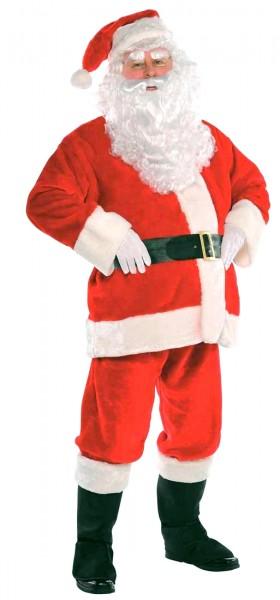 Costume de Père Noël Deluxe 7 pièces
