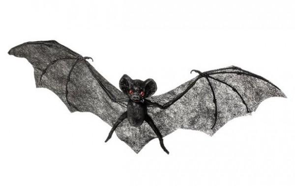 XL hängende Fledermaus 43cm